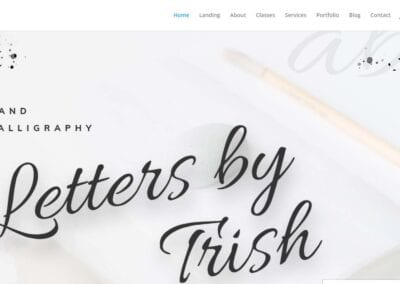 Calligrapher Framework