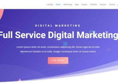 Full Service Digital Marketing
