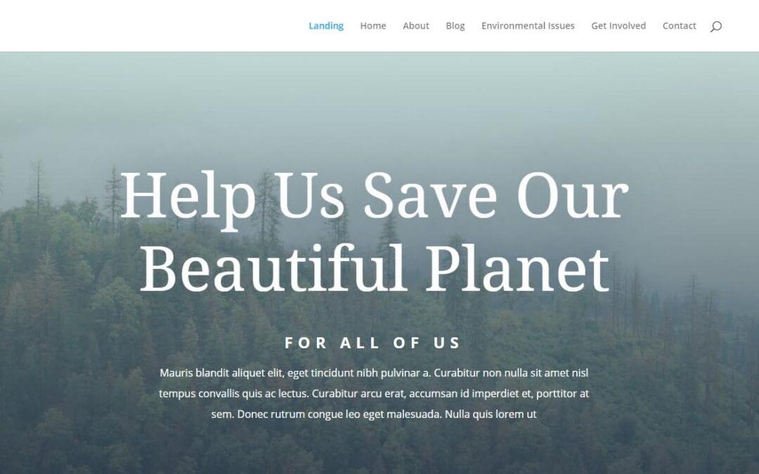 Environmental Nonprofit